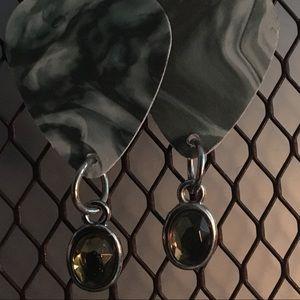 Rock girl earrings